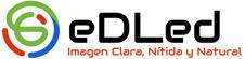 Displays Led EDLED Logo